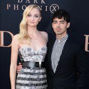 Sophie Turner et Joe Jonas : Mariés complices avec Jennifer Lawrence