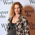 """Florence Darel bien enceinte, lors de l'avant-première de """"Whatever Works"""", au Gaumont Opéra, à Paris, le 19 juin 2009 !"""