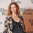 """Florence Darel enceinte, lors de l'avant-première de """"Whatever Works"""", au Gaumont Opéra, à Paris, le 19 juin 2009 !"""