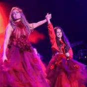 Jennifer Lopez : En plein concert, elle invite sa fille Emme sur scène