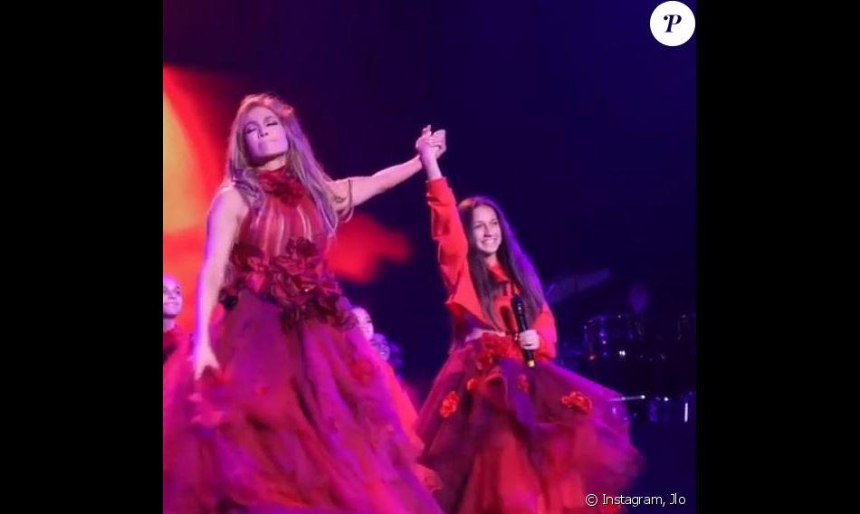 Écoutez la voix surprenante de sa fille Emme — Jennifer Lopez