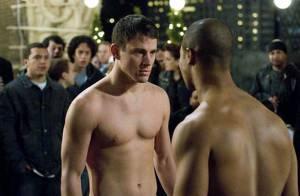 Le sexy Channing Tatum... le nouveau beau gosse d'Hollywood en pleine action ! Regardez !