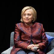"""Hillary Clinton, mort de son petit frère Tony : """"Je n'ai pas les mots"""""""