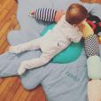 Roméo, le fils de Sylvie Tellier - Instagram, 27 mars 2019
