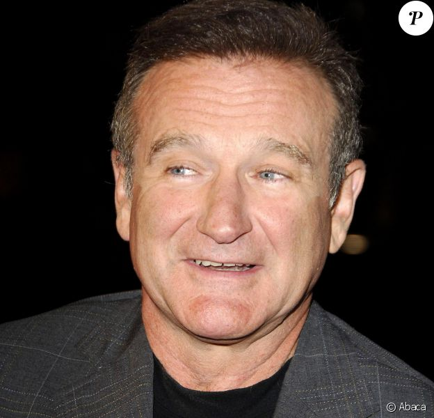 Robin Williams à Los Angeles en 2006.