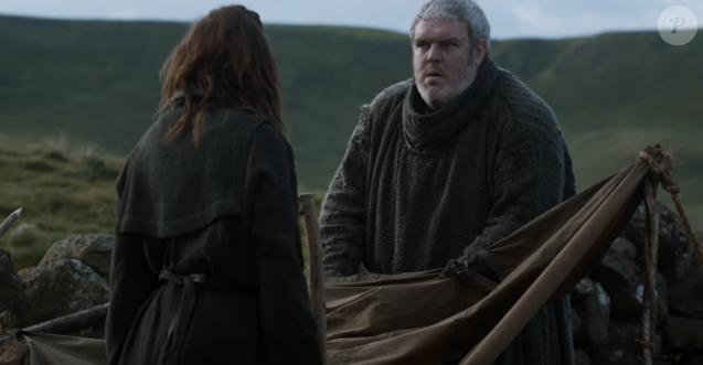 """Capture d'écran YouTube- Hodor dans """"Game of Thrones""""."""