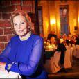 La comtesse Marianne Bernadotte célèbre ses 85 ans, à Stockholm
