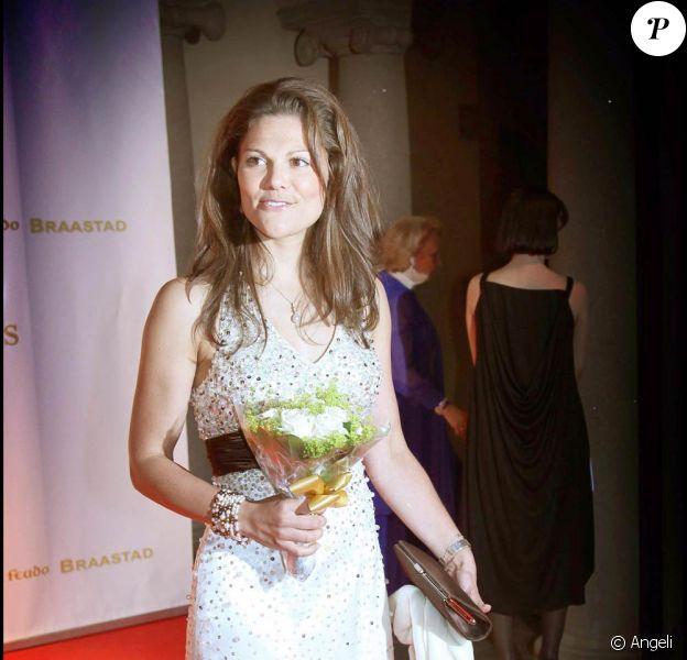 La comtesse Marianne Bernadotte célèbre ses 85 ans, à Stockholm, avec la princesse Victoria de Suède