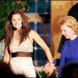 La comtesse Marianne Bernadotte célèbre ses 85 ans, à Stockholm avec la princesse Victoria de Suède