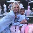 Khloe Kardashian sur Instagram, le 14 avril 2019.