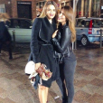 Wafa et Jade, deux ex-candidates de Koh-Lanta.