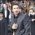 Christian Bale lors de la première de Public Enemies à Chicago le 18 juin 2009