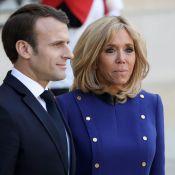 """Brigitte Macron s'accroche parfois avec Emmanuel, """"portes fermées"""""""