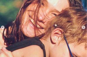 Carla-Bruni Sarkozy célèbre les 18 ans d'Aurélien, avec des photos de famille