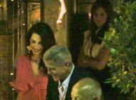 George et Amal Clooney s'offrent une soirée romantique en Italie