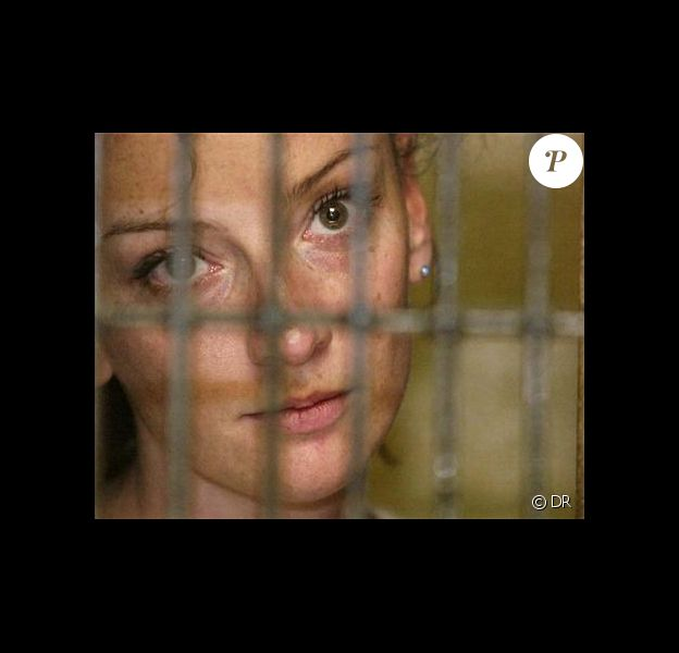 Florence Cassez en prison