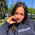 Alizé Lim prend la pose sur Instagram en avril 2019