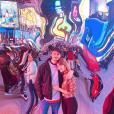 L'artiste Roméo Elvis et sa chérie en juin 2019.