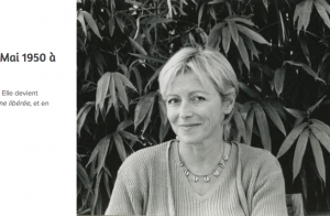 Joëlle Kopf : La parolière de