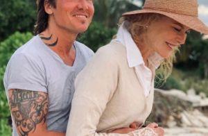 Nicole Kidman et Keith Urban : superbes photos pour leurs 13 ans de mariage