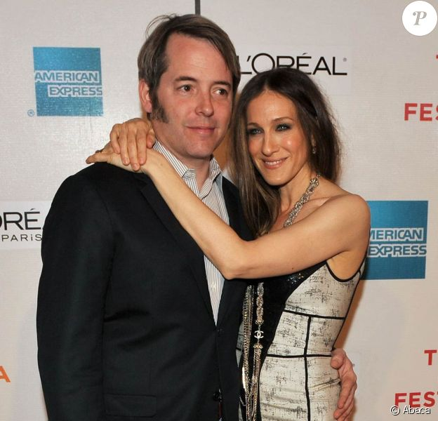 Sarah Jessica Parker et Matthew Broderick... parents d'adorables jumelles !
