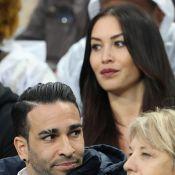 """Adil Rami violent ? Son ex Sidonie prend sa défense, sa vie privée """"salie"""""""