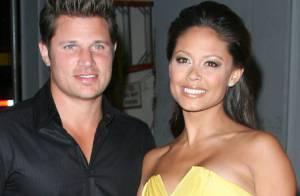 Entre Vanessa Minnillo et Nick Lachey... fin de la love story !
