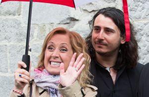 Lara Fabian : Tendre photo, enlacée avec Gabriel pour leurs 6 ans de mariage