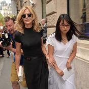 Meg Ryan : Première apparition de sa fille Daisy True à Paris