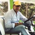 Michel Sarran à Ibiza, le 4 juin 2019