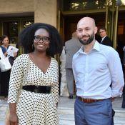 """Sibeth Ndiaye de sortie avec Patrice Roques, """"le mari le plus merveilleux..."""""""