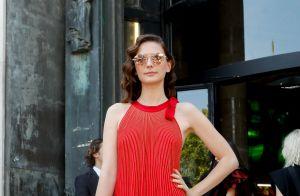 Josephine Japy : Craquante en robe à la Fashion Week, avec Karidja Touré