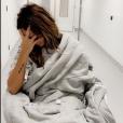 Jade Lagardère hospitalisée pour un calcul rénal, le 4 juillet 2019.