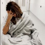 """Jade Lagardère hospitalisée pour un calcul rénal: """"Je suis en train de mourir !"""""""