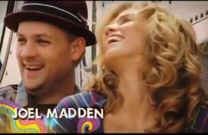 AnnaLynne McCord en plein fou rire avec l'amoureux de Nicole Richie... C'est trop mignon ! Regardez !