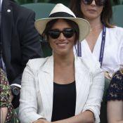 Meghan Markle à Wimbledon : fidèle supportrice pour sa copine Serena Williams