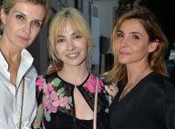 Clotilde Courau et Isabelle Giordano fêtent le cinéma français à l'étranger