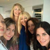 Courteney Cox et Jennifer Aniston fêtent le 4 juillet : Lisa Kudrow absente ?