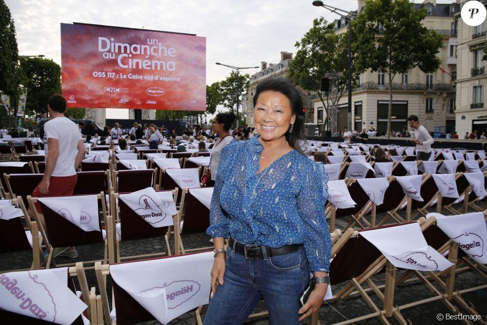Jeanne D Hauteserre Maire Du 8eme Arrondissement De Paris A La