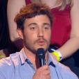 """Cindy et son chéri Thomas face à Denis Brogniart dans """"Koh-Lanta 2019, la finale"""", sur TF1 le 21 juin."""