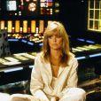 Farrah Fawcett dans Saturn 3 en 1980