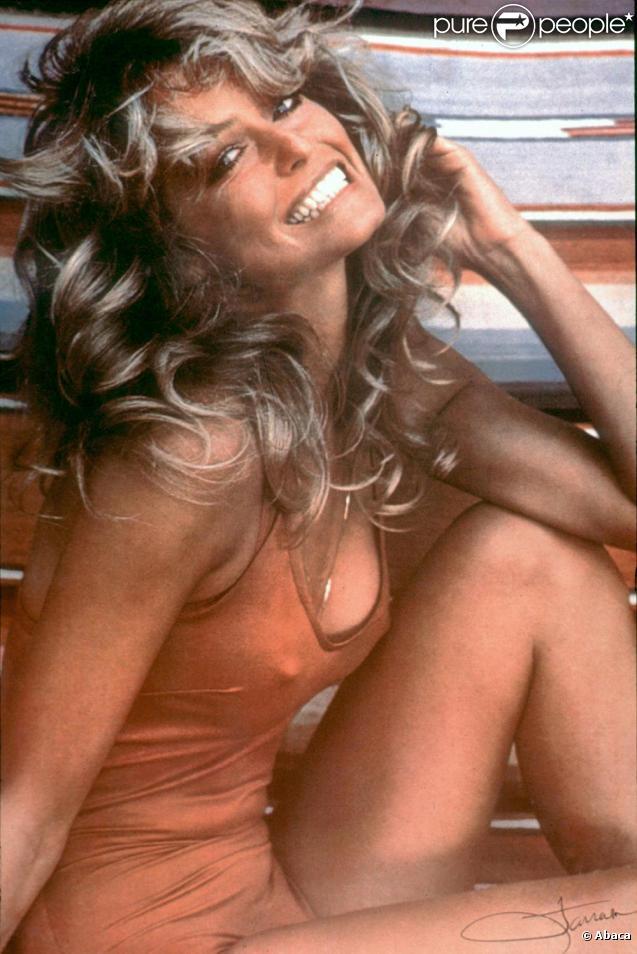 Farrah Fawcett dans son plus beau rôle...