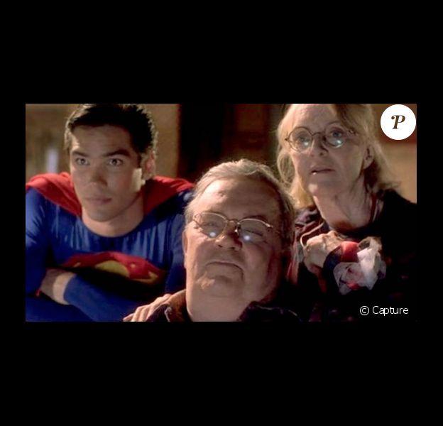 """Eddie Jones dans la série """"Loïs et Clark""""."""