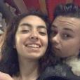 """Briac de """"Pékin Express 2019"""" en couple avec Sophie - photo Instagram, le 8 décembre 2017"""