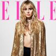 Miley Cyrus en couverture de l'édition américaine de Elle. Août 2019.