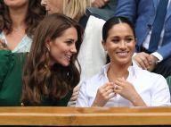 Kate Middleton : Complicité retrouvée avec Meghan Markle à Wimbledon
