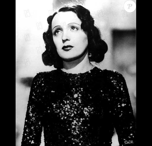 Edith Piaf dans Montmartre-sur-Seine