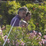 Andrea Bocelli : sa très belle girlfriend Veronica le mène en bateau...