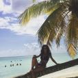 """Serena des """"Ch'tis"""" divine en bikini en République Dominicaine, le 1er mai 2019"""