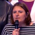 """Sophie, la maman de Paul dans """"Les 12 Coups de midi"""" sur TF1, le 5 mai 2019."""